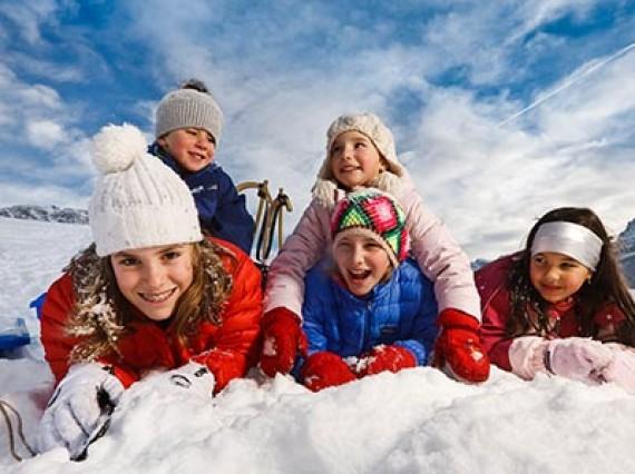 Una vacanza perfetta per i vostri bambini