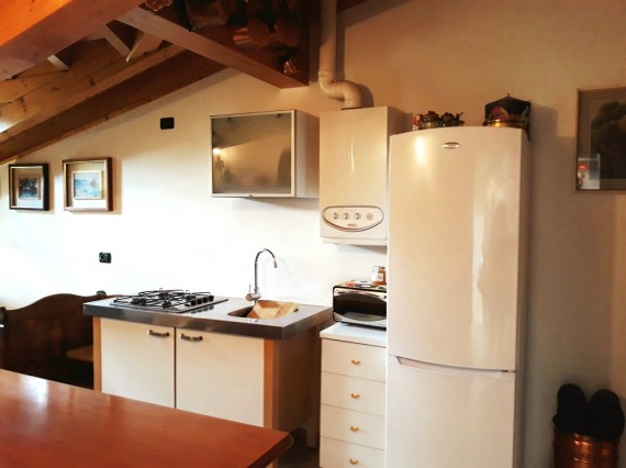 IN TYPICAL ALPIN HOUSE NEW APARTMENT FOR SALE